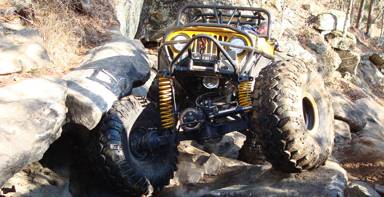 Clayton | Custom Off Road Equipment