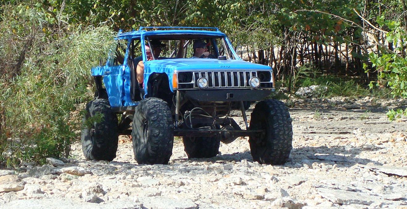 WFTW Custom Off Road Equipment